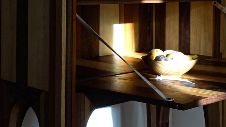 Exposition au Musée du bois de Revel - Marion Gardères