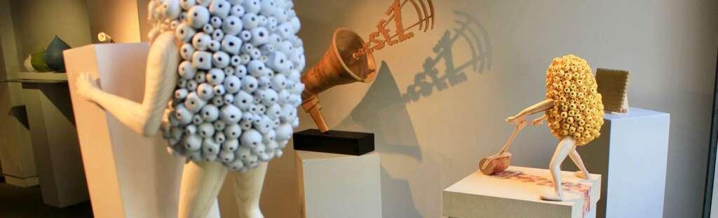 Exposition au Musée du bois de Revel
