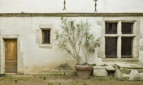 La maison du Sénéchal extérieur